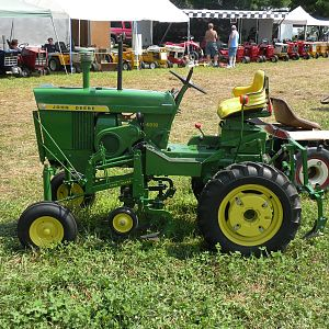 John Deere Custom 4020 Hi-Crop